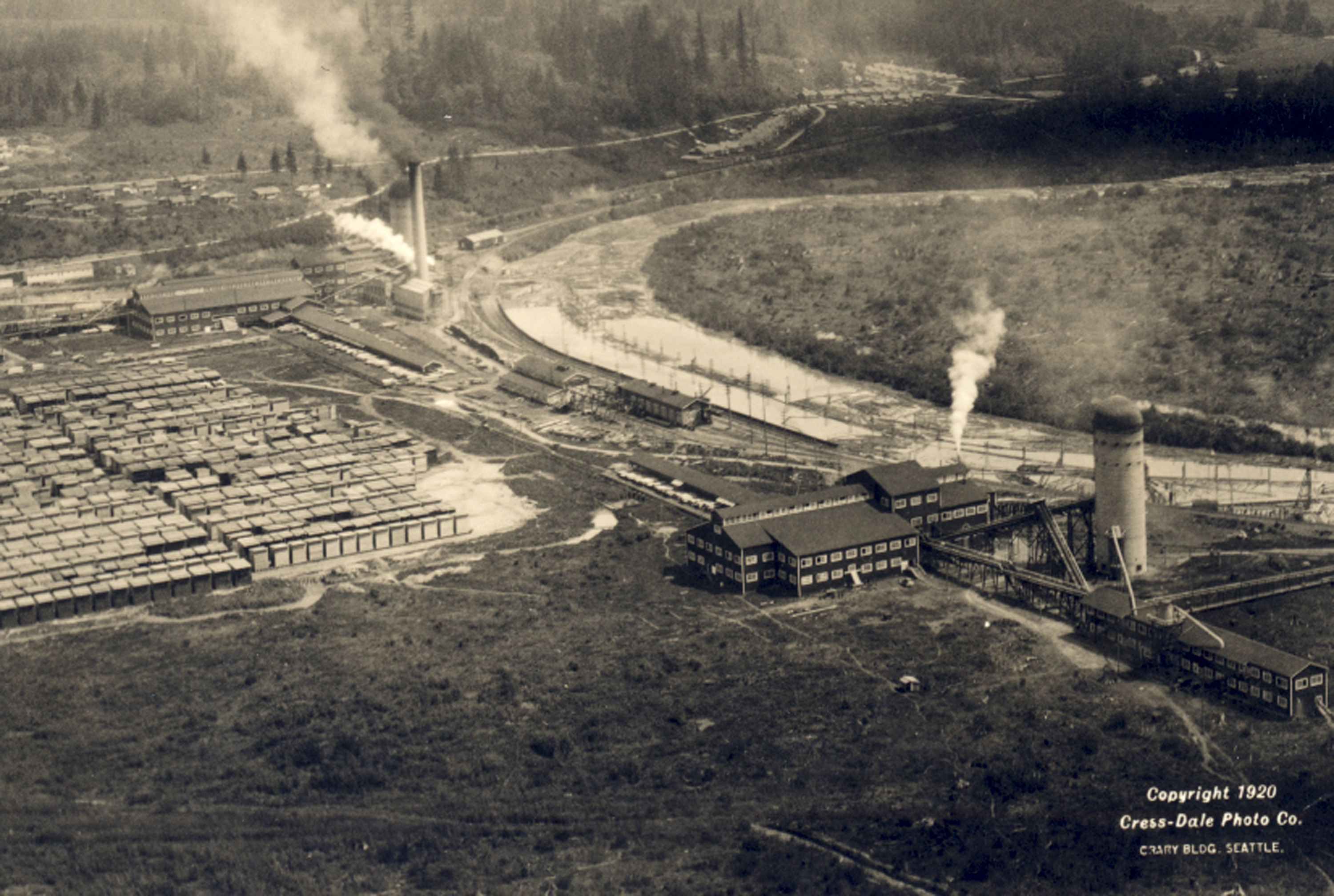 Snoqualmie Lumber Mill