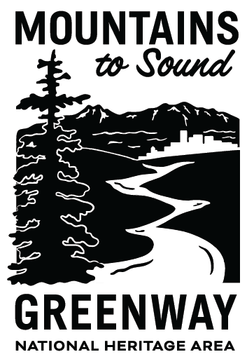 Mountains to Sound Greenway Trust Logo